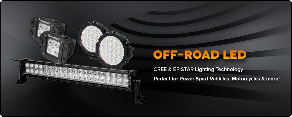 Farenheit Off-Road LED